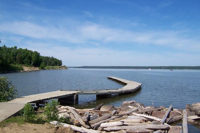 Tobin Lake Saskatchewan